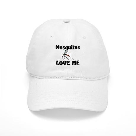 Mosquitos Love Me Cap