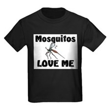 Mosquitos Love Me T