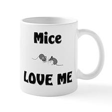 Mice Love Me Mug