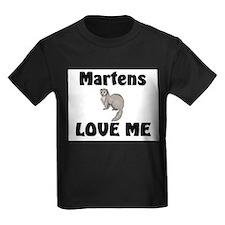 Martens Love Me Kids Dark T-Shirt