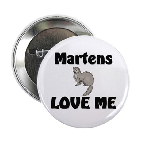 "Martens Love Me 2.25"" Button"