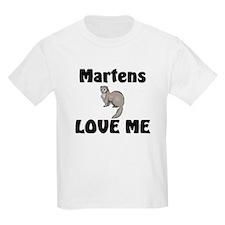Martens Love Me Kids Light T-Shirt