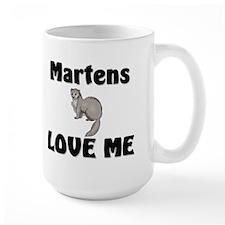 Martens Love Me Large Mug