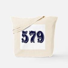 579 Tote Bag