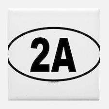 2A Tile Coaster
