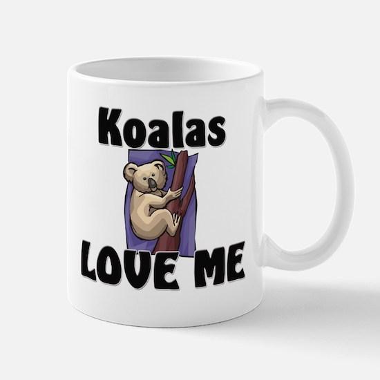 Koalas Love Me Mug