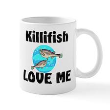 Killifish Love Me Mug