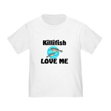Killifish Love Me T