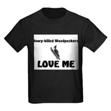 Ivory-Billed Woodpeckers Love Me T