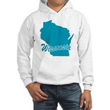 State Wisconsin Hoodie