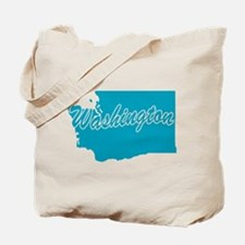 State Washington Tote Bag