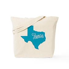State Texas Tote Bag