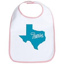 State Texas Bib
