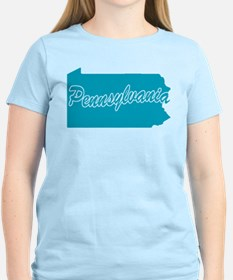 State Pennsylvania T-Shirt