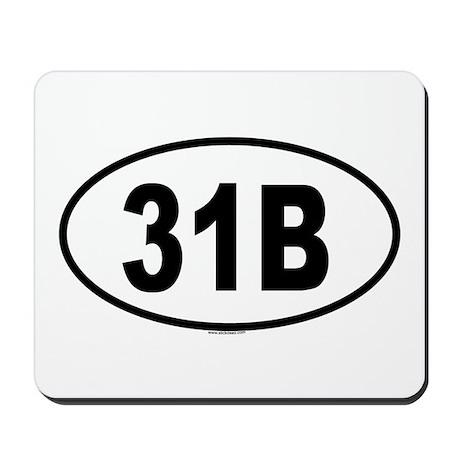 31B Mousepad