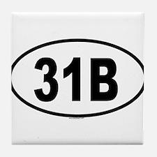 31B Tile Coaster