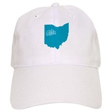 State Ohio Baseball Cap