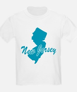 State New Jersey T-Shirt