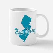 State New Jersey Mug