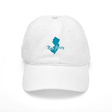 State New Jersey Baseball Cap
