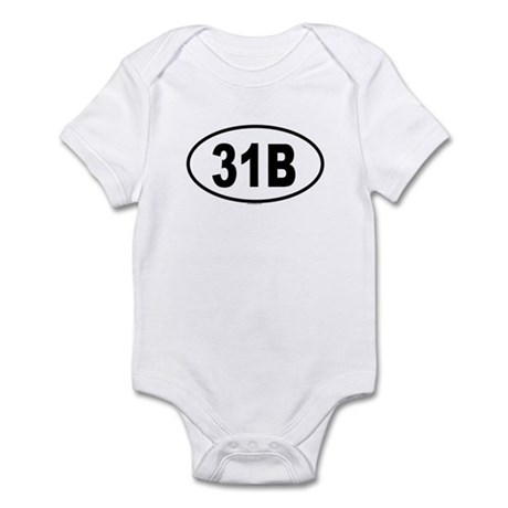 31B Infant Bodysuit
