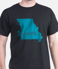 State Missouri T-Shirt
