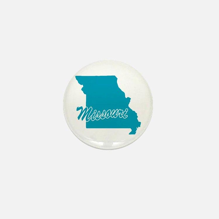 State Missouri Mini Button