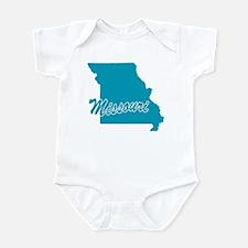 State Missouri Infant Bodysuit