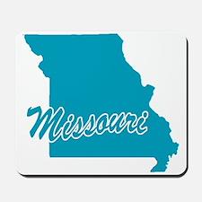 State Missouri Mousepad