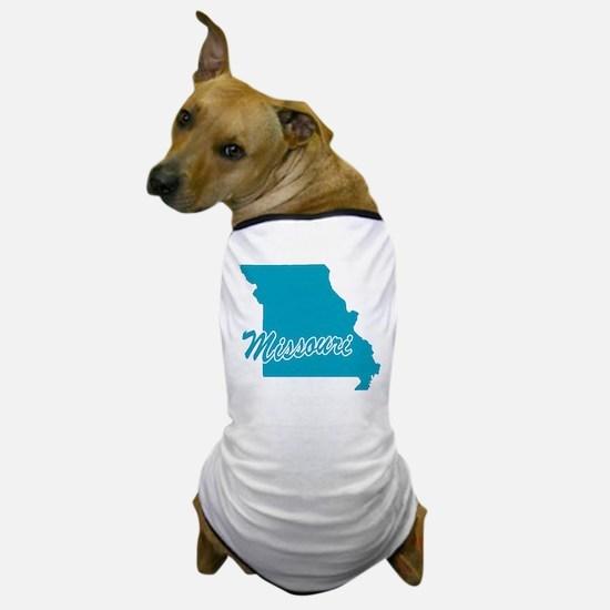 State Missouri Dog T-Shirt
