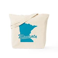 State Minnesota Tote Bag