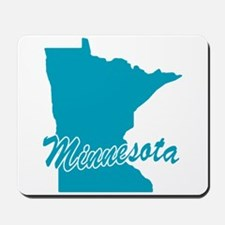 State Minnesota Mousepad