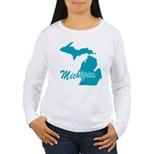 State Michigan T-Shirt