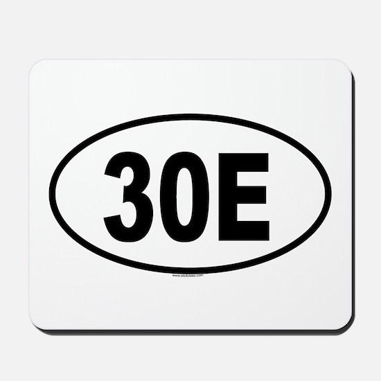30E Mousepad