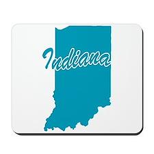 State Indiana Mousepad