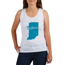 State Indiana Women's Tank Top