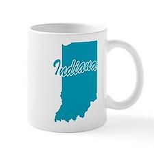 State Indiana Mug