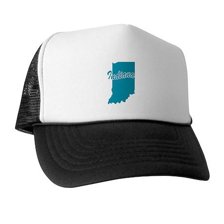 State Indiana Trucker Hat