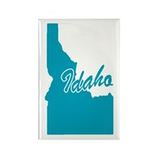 State of Idaho Rectangle Magnet
