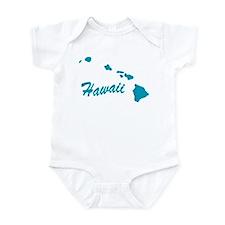 State Hawaii Infant Bodysuit