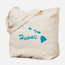 State Hawaii Tote Bag