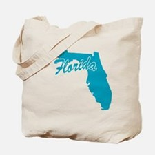 State Florida Tote Bag