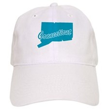 State Connecticut Baseball Cap