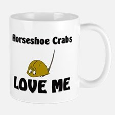 Horseshoe Crabs Love Me Mug