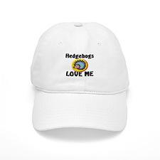 Hedgehogs Love Me Cap