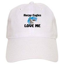 Harpy Eagles Love Me Baseball Cap