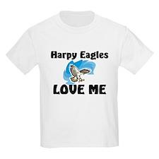 Harpy Eagles Love Me T-Shirt