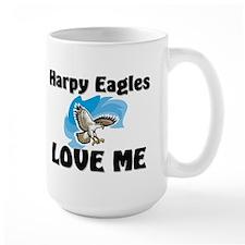 Harpy Eagles Love Me Mug