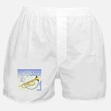Jazz Trumpet Boxer Shorts