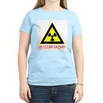 NUCLEAR HAZARD Women's Light T-Shirt